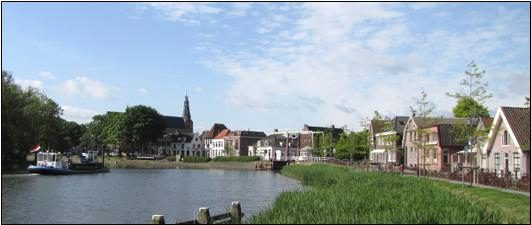 just 15 minutes from Amsterdam central station